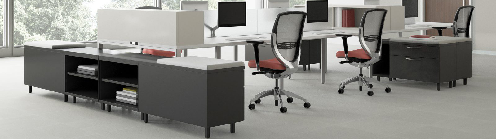 Stylish Office Workstations, Accesories, Delhi NCR, India
