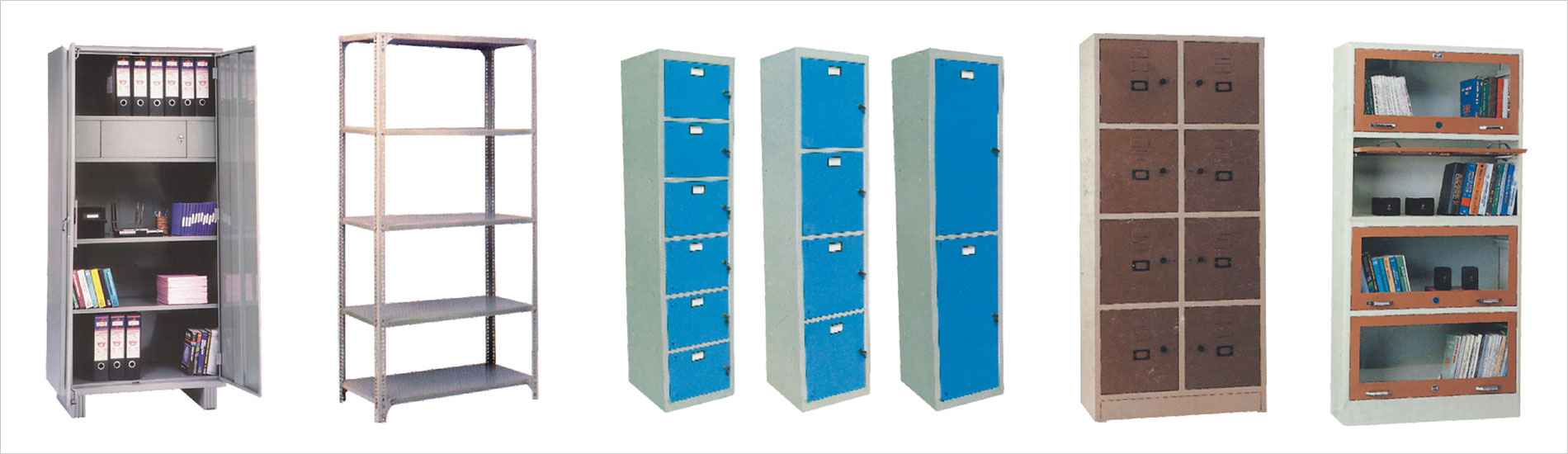 Metal Storage Furniture in Delhi NCR, India